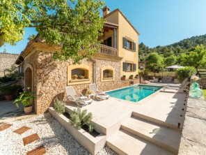 4 bedroom Apartment near Mancor de la Vall, Mallorca, Spain
