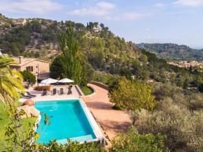 4 bedroom Villa near Mancor de la Vall, Mallorca, Spain