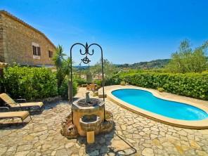 4 bedroom Apartment near Caimari, Mallorca, Spain