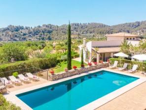 6 bedroom Villa near Caimari, Mallorca, Spain