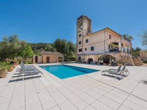 7 bedroom Villa near Selva, Mallorca, Spain