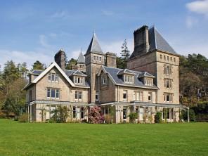 6 bedroom Castle / Mansion near Oban, Highlands, Scotland
