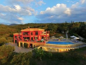 8 bedroom Villa near Acharavi, Ionian Islands, Greece