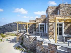 1 bedroom Apartment / Hotel near Korissia, Kea Island, Cyclades, Greece