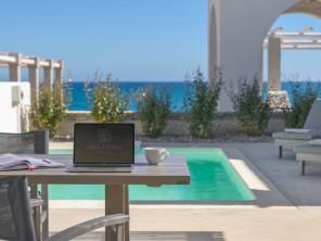 2 bedroom Villa near Lachania, Rhodes, Greece