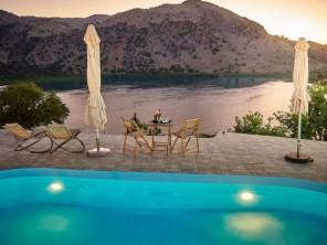 2 bedroom Villa near Kournas Lake, Crete, Greece