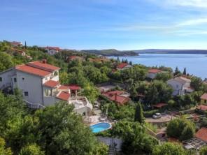 6 bedroom Villa near Crikvenica/Jadranovo, Istria, Croatia