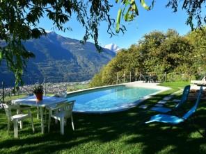 2 bedroom Apartment near Valtellina, Lombardy, Italy