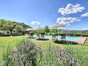 4 bedroom Villa near San Gimignano, Tuscany, Italy