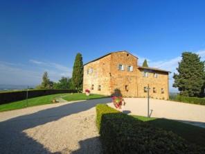 7 bedroom Villa near San Gimignano, Tuscany, Italy