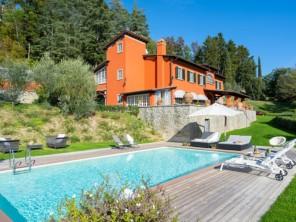 5 bedroom Villa near Dicomano, Tuscany, Italy