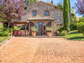 3 bedroom Villa near Celle sul Rigo, Tuscany, Italy