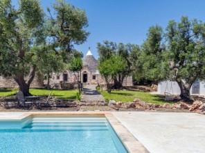 3 bedroom Villa near Ceglie Messapica, Puglia, Italy