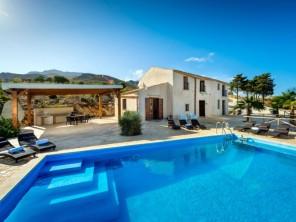 5 bedroom Villa near Castellammare del Golfo, Sicily, Italy