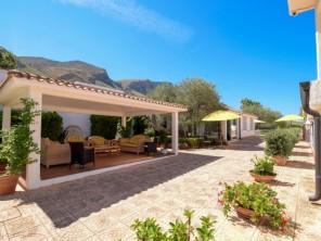 3 bedroom Villa near Trabia, Sicily, Italy