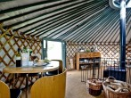 Yurt 3, East Thorne #4