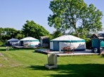 Yurt 4, East Thorne Farm #11