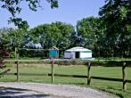 Yurt 4, East Thorne Farm #12