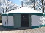 Yurt 6, East Thorne Farm #2