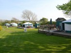 Yurt 6, East Thorne Farm #13