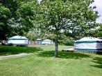Yurt 6, East Thorne Farm #3
