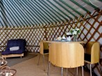 Yurt 6, East Thorne Farm #4