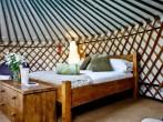 Yurt 6, East Thorne Farm #7