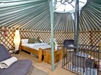 Yurt 6, East Thorne Farm #6