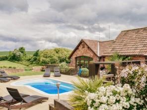 8 bedroom property near Watchet, Somerset, England