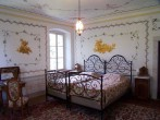 Twin room in main house