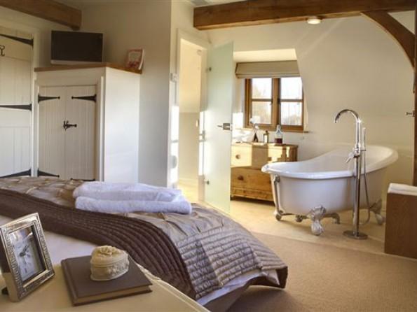 Bath In Your Bedroom!