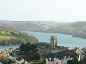 5 Bedroom Renovated Sail Loft with Sea View in Salcombe, Devon, England