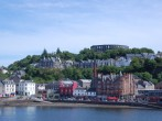 Oban from the bay