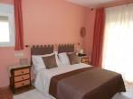 Los Naranjos bedroom