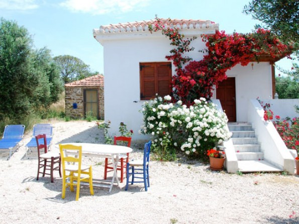 2 Bedroom Olive Grove House In Greece Peloponnese