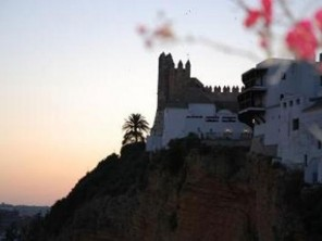 2 Bedroom Castle View Apartment in Spain, Andalucia, Arcos de la Frontera