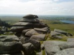 Nearby Rough Tor