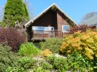 2 Bedroom Scandinavian Hillside Lodges in Launceston, Cornwall, England