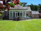 3 Bedroom Walled Garden Cottage with Private Pool 5 mins Walk to the Beach near Garlieston, Galloway, Scotland