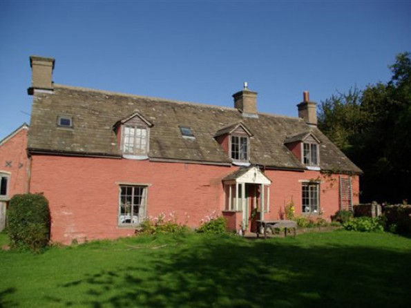 7 Bedroom House In England, Herefordshire, Hay On Wye