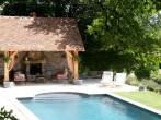 Pool and shade