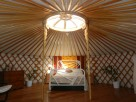 Traditional Yurt with Private Pool in Spain, Andalucia, Coin