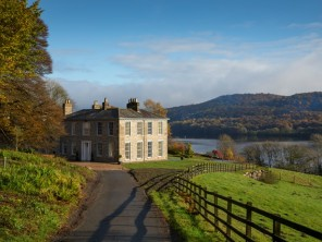8 Bedroom Georgian Country House in England, Cumbria, Lake Windermere