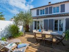 4 Bedroom Tranquil Beach House in France, Ile de Re, La Couarde