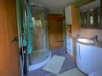 The modern bathroom