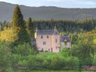 4 Bedroom Secluded 500 year old Castle in the Queen Elizabeth Forest, Aberfoyle, Stirling, Scotland
