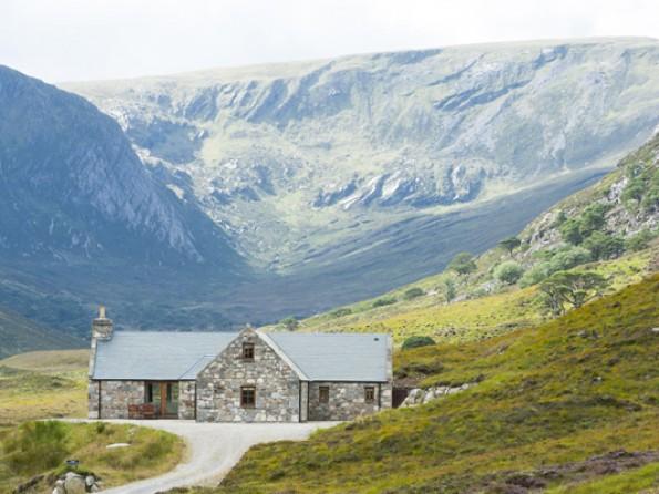 3 Bedroom Wilderness Cottage In Scotland Highlands