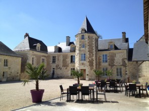 2 Bedroom Cottages in Castle Grounds in France, Loire Valley, Chinon