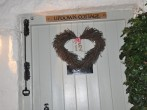 The front door of Updown