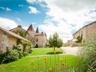 Cottages in Chateau Grounds in France, Nouvelle Aquitaine, Gurat